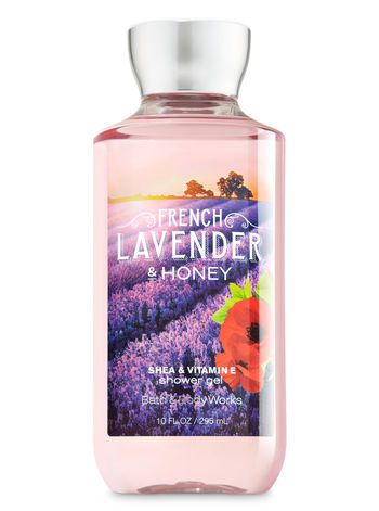 Shower Gel - French Lavender & Honey