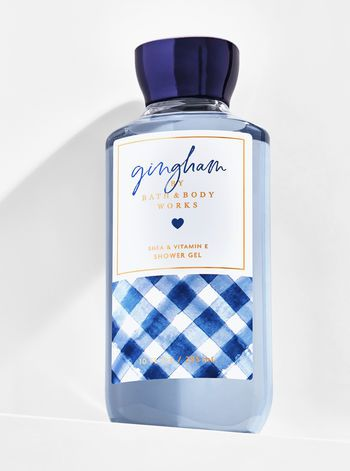 Shower Gel - Gingham
