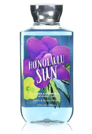 Shower Gel - Honolulu Sun