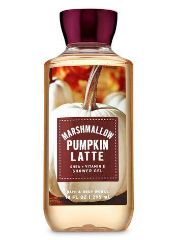 Shower Gel - Marshmallow Pumpkin Late