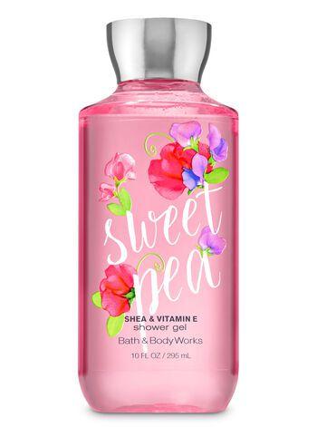 Shower Gel - Sweet Pea