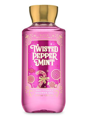 Shower Gel - Twisted Peppermint