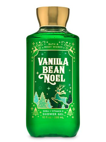 Shower Gel - Vanilla Bean Noel