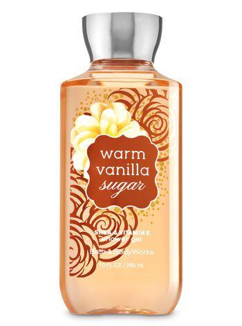 Shower Gel - Warm Vanilla Sugar