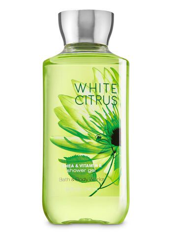 Shower Gel - White Citurs