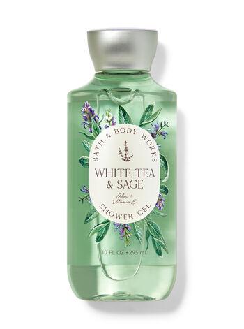Shower Gel - White Tea & Sage