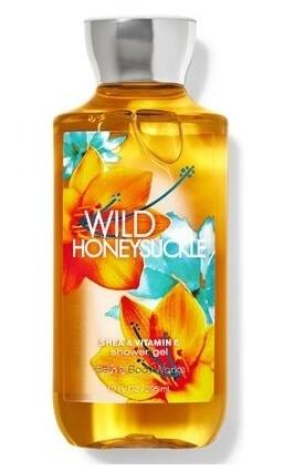 Shower Gel - Wild Honeysuckle