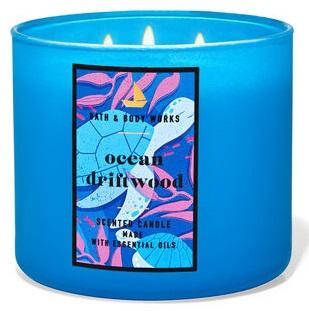 Vela 3 Pavios - Ocean Driftwood