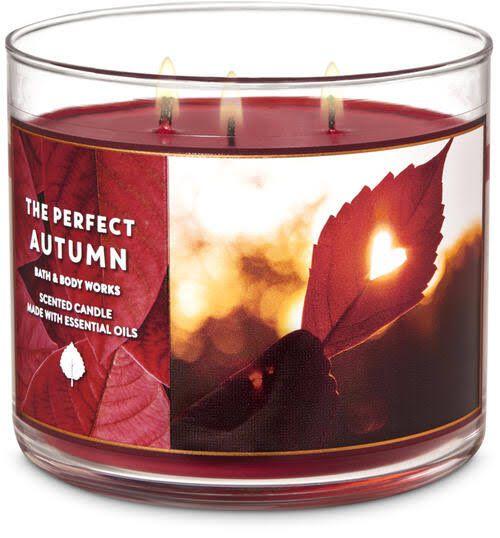 Vela 3 Pavios - The Perfect Autumn