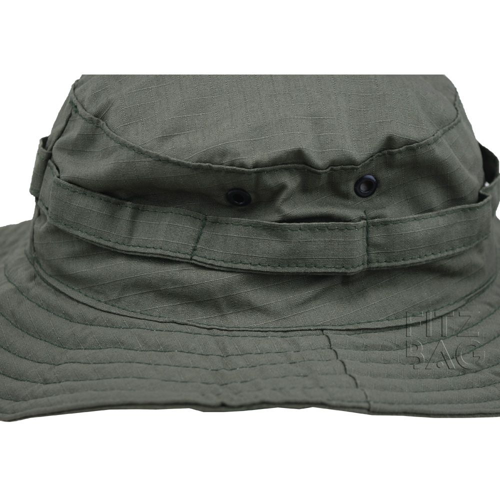 Chapéu Pescaria Camuflado Com Aba Protetora Caça Militar - Fitz Bag aa087907190