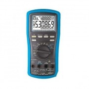 ET2940 - Multímetro Digital Tensão AC/DC: 1.000V Condutância.