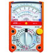 MA70A - Multimetro Analogico Tensão AC/DC: 1.000V Corrente: 10A
