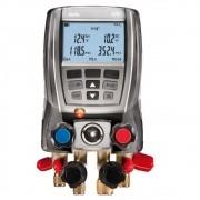 Testo 570-1 - Kit inclui 1 Sonda de Temperatura Tipo Alicate, Baterias