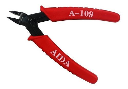 Alicate de Corte para eletrônica Aida 109