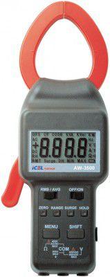 AW3500 Alicate Wattímetro 350KVA