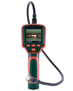 BR80 - Boroscópio Câmera de 17 mm Monitor LCD  - Rio Link