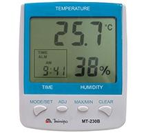 MT230B - Termohigrômetro Digital Minipa  - Rio Link