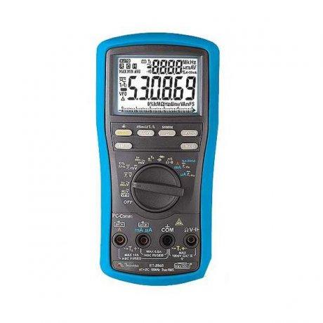 ET2940 - Multímetro Digital Tensão AC/DC: 1.000V Condutância.  - Rio Link