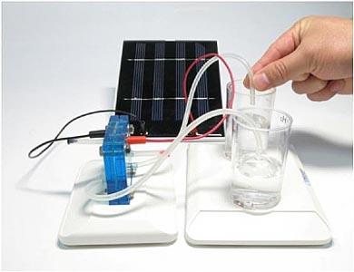 FCJJ16 - Kit de Hidrogênio Solar  - Rio Link
