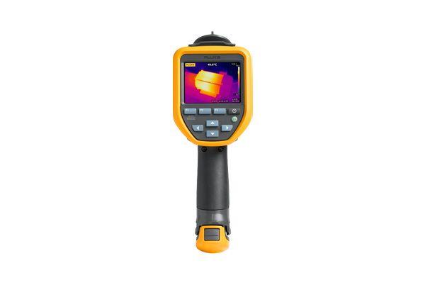 Fluke TiS40 - Câmera Termográfica  19.200 pixels fusão de imagem.   - Rio Link