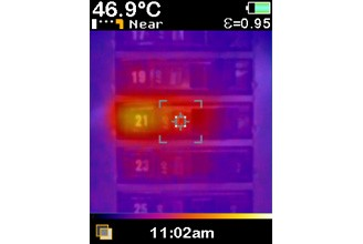 Fluke VT04 - Termômetro Visual Fluke  - Rio Link