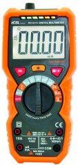 MD6219 - Multimetro Icel True RMS, Tensão 1000V DC Corrente AC/DC, Temperatura...  - Rio Link