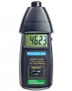MDT2244B - Tacômetro Digital Minipa  - Rio Link