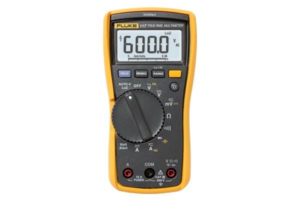 Fluke 117 - Multímetro digital com detector de tensão sem contato