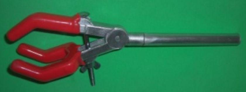 Pinça com 3 dedos para Condensador com cabo  - Rio Link