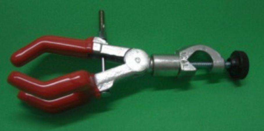 Pinça com 3 dedos para Condensador com mufa  - Rio Link