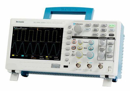TBS1102C Osciloscópio Digital Tektronix 100Mhz, 2 canais