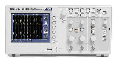 TBS1152 - Osciloscópio digital Tektronix 150MHz  - Rio Link