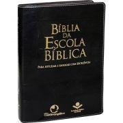 BÍBLIA DA ESCOLA DOMINICAL - PRETA