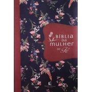 BIBLIA DA MULHER DE FE - CAPA TECIDO