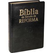 BÍBLIA DE ESTUDO DA REFORMA PRETA