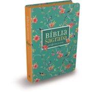BÍBLIA NVI LEITURA PERFEITA GRANDE - FLORES