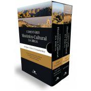 Box Comentário histórico-cultural da Bíblia (AT e NT) - CRAIG KEENER , JOHN H. WALTON , VICTOR H. MATTHEWS , MARK W. CHAVALAS
