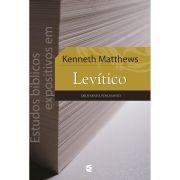 Estudos bíblicos expositivos em Levítico - Kenneth Matthews