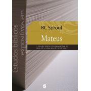 Estudos bíblicos expositivos em Mateus -  R. C. SPROUL