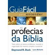 Guia fácil para entender as profecias da Bíblia - Voltar Autor: Daymond R. Duck