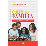 JASON HELOPOULOS Culto em família