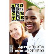 REVISTA ADOLESCENTES ALUNO 4º TRIMESTRE DE 2018