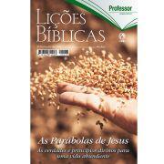 LIÇÕES BÍBLICAS ADULTOS PROFESSOR 4º TRIMESTRE DE 2018