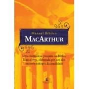 MANUAL BIBLICO MACARTHUR - JOHN F. MACARTHUR