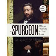 Milagres e parábolas do nosso Senhor - Charles Haddon Spurgeon