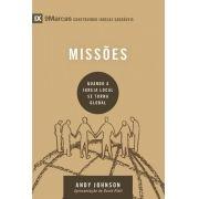 Missões - Série 9Marcas -ANDY JOHNSON