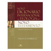 Novo dicionário internacional de teologia do NT - Ed. condensada - VERLYN VERBRUGGE