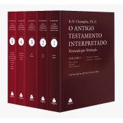 O antigo Testamento Interpretado - RUSSELL NORMAN CHAMPLIN ed. 2018
