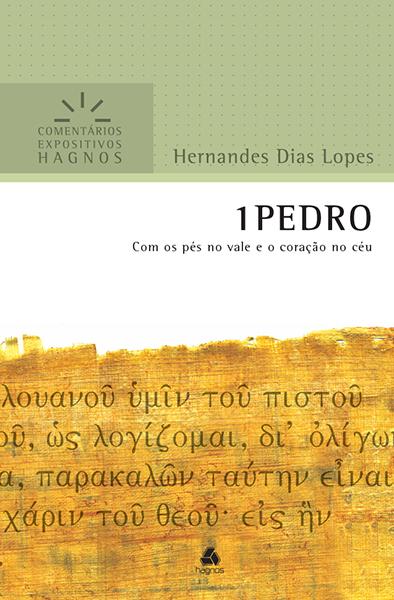 1 Pedro - HERNANDES DIAS LOPES