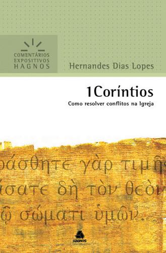 1º Coríntios - HERNANDES DIAS LOPES